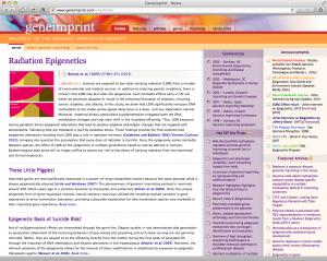 geneimprint: インプリンティング遺伝子のデータベース。