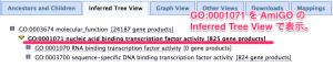 GO:0001071 nucleic acid binding transcription factor activity