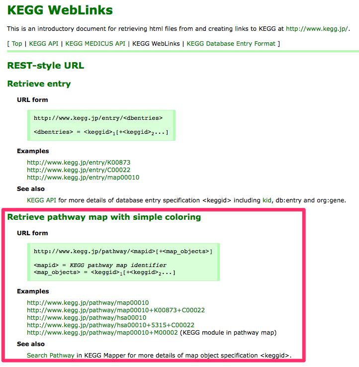 KEGG – 遺伝子発現解析(マイクロアレイ解析, RNA-seq)
